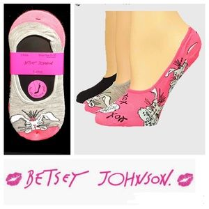 🆕 Betsey Johnson Footies